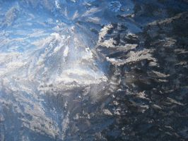 Window Frost 4 by ElleStock