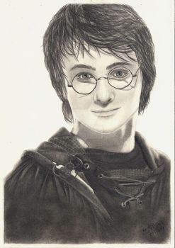 Harry Potter by KerstinSchroeder