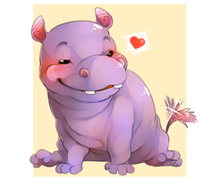 Hippopopopo by xMits