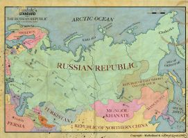 The Russian Republic by LordRoem