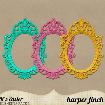 It's Easter Frames by harperfinch