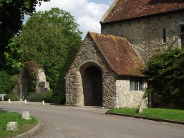 Beaulieu Abbey by astrals-stock