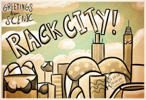 Rack City by PointB