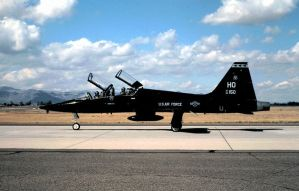 1968 T-38A by F16CrewChief