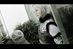 Nier And Friend 3 by Inushio