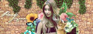 Park Jiyeon FB Cover Ver by Bellacrix