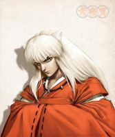 InuYasha - Finished by Melllorine