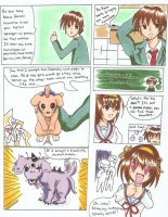 Haruhiism:Puppies by Pai-San