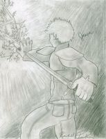 Jason Grace. The Lost Hero by Bananerable