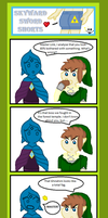 Skyward Sword Shorts 2 by SpriteGirl