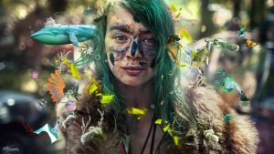 Journey Across the Rainbow Gathering by archanN