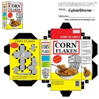 Cubee - Corn Flakes by CyberDrone