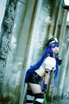 Panty Stocking Garterbelt - Stocking Police suit by rolan666