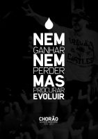 Chorao Luto- Neither gain nor lose but seek evolve by brunobps