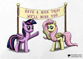 Have A Nice Trip by RockingScorpion
