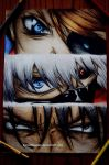 The eyes of madness by DoreiShounen