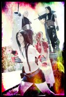 Final Fantasy VII cosplay by Beibei-J