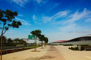 ferrari world yas island 2 by amirajuli