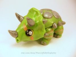World of Warcraft Inspired Stunted Direhorn by Euphyley