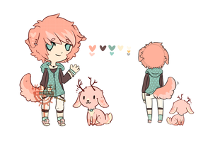 PP FLUFFY PUPPY AUCTION-CLOSED by Kiwi-adopts