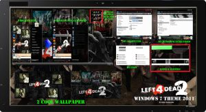 [ 2011 theme ] Left 4 Dead 2 by HKK98