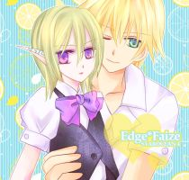 Edge x Faize -School mode by seria0808191
