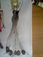 Fashion Sketch 13 by Sophi-Jayne