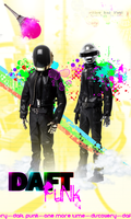 Daft Punk - One More Time by Kira-JMCStyle