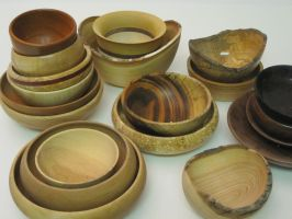 Most of the bowls I've done by DMSscroller