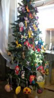 MLP-FIM PONY ORNAMENT TREE by grandmoonma