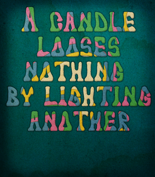 Typography example by possiblyneil