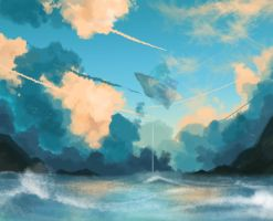 Sailors of the sky by oh-my-kokoro