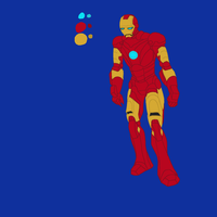 New Ironman WIP by waxwiing