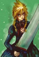XD Cloud at long last by bloodyamore