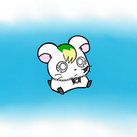Rixor the Hamster by Kurokoge-Onigiri