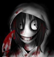 Jeff the killer :D by Saphizzle