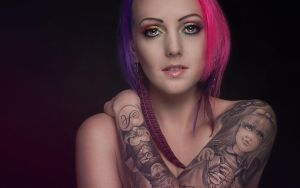 colorful tranquility - retouched 2013 by Tikal-SH