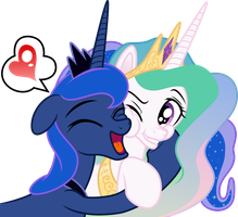 I love you, sister by MacTavish1996