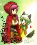 ff13 - little red riding hood by fireychronicles
