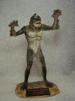 Monster Squad Creature by mangrasshopper