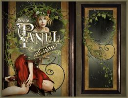 Ornate Panel Designs by deviney