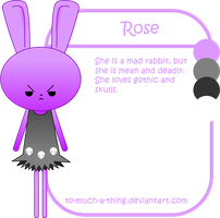 Rose by to-much-a-thing