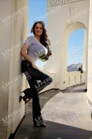 Jordan at Griffith Observatory by Exsquid