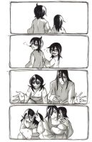 Kuchiki Family comic 1 by MirariChan