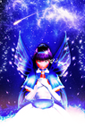 .:MMD:..:Gift!:..:Wish:. by amethyst--space