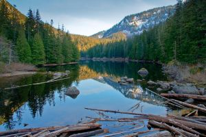Barclay Lake by elpez7