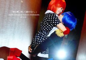 Cos: Happy Birthday Masato by Rupyon
