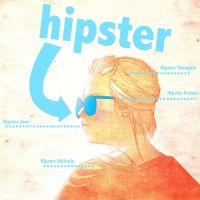 Diagram of a Hipster by Tetchist