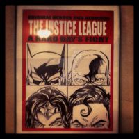 JLA Tribute by OcAmee