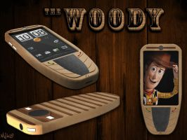 Woody smartphone by M667